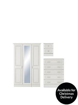 consort-dorchester-3-piece-package-3-door-wardrobe-5-drawer-chest-and-bedside-chest
