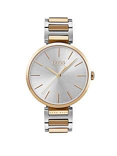 hugo-boss-black-hugo-boss-allusion-silver-dial-bi-colour-stainless-steel-bracelet-ladies-watch