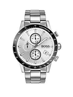 hugo-boss-black-1513511nbsprafalenbspsilver-dial-stainless-steel-bracelet-mens-watch