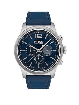 hugo-boss-black-hugo-boss-black-profesional-blue-dial-blue-rubber-strap-mens-watch
