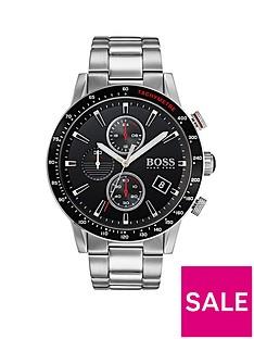boss-1513509nbsprafalenbspblack-dial-stainless-steel-bracelet-mens-watch