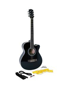 martin-smith-electro-acoustic-guitar