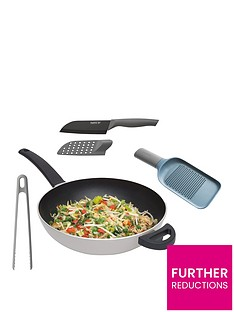 berghoff-eclipse-4-piece-stir-fry-set