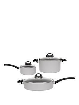 berghoff-eclipse-3-piece-aluminium-pan-set