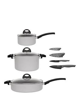 berghoff-eclipse-5-piece-aluminium-cookware-set