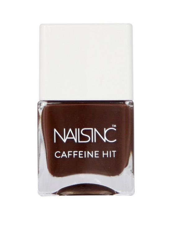 Nails Inc Nails Inc Caffeine Hit Espresso Martini Nail Polish | very ...