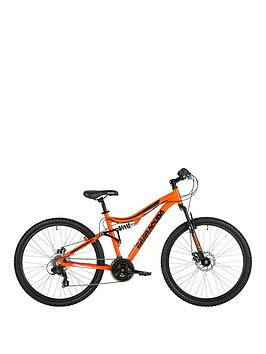 Barracuda Draco Dual Suspension Mountain Bike 18 Inch Frame