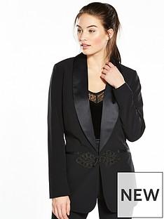 v-by-very-longline-cornelli-tux-jacket