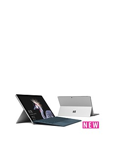 microsoft-surface-pro-intel-core-m-4gb-ram-128gb-ssd-123in-tablet-with-type-cover--nbspcobalt