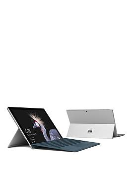 Image of Microsoft Surface Pro, Intel&Reg; Core&Trade; I7, 16Gb Ram, 512Gb Ssd, 12.3 Inch Tablet With Type Cover - Cobalt - Surface With Microsoft Office 365 Home