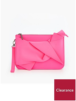 v-by-very-oversized-neoprene-knot-clutch