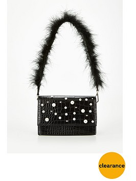 v-by-very-croc-pearl-amp-jewel-bag-with-statement-feather-strap