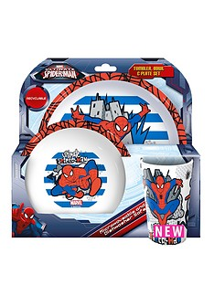 spiderman-ultimate-spiderman-dining-set