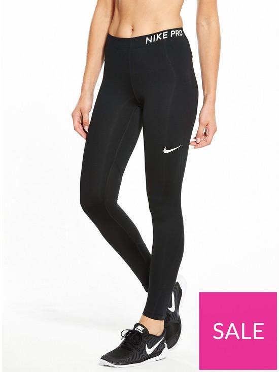 09ff38ef983b0 Nike Training Pro Legging - Black | very.co.uk