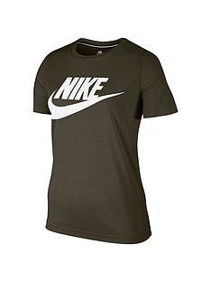 nike-sportswear-essential-logo-tee-khakinbsp
