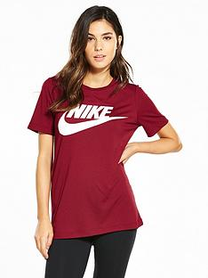 nike-sportswear-essential-logo-tee-redwhitenbsp