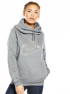 nike-sportswearnbspshine-rally-hoodie-grey-heathernbsp