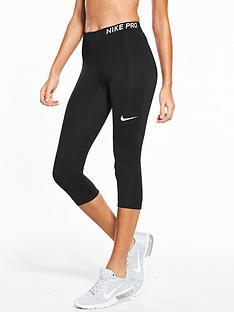 nike-training-pro-capri-leggingnbsp--black