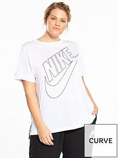 nike-sportswear-futura-t-shirt-plus-size-whitenbsp