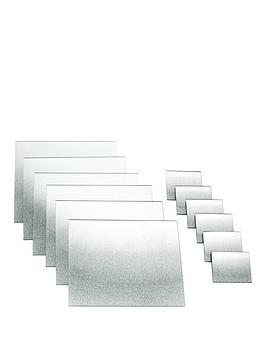 ideal-home-sparkle-12-piece-coaster-and-placemat-set