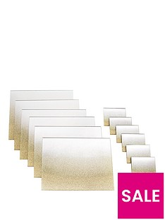 ideal-home-sparkle-12-piece-coaster-and-placemat-set-gold