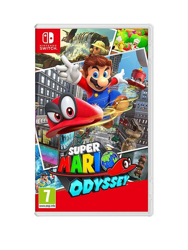 Nintendo Switch Super Mario Odyssey Very Co Uk