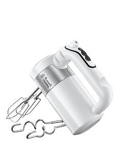 Russell Hobbs 22960 Easy Prep Hand Mixer with FREE extended guarantee*
