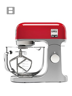 kenwood-kmixnbspstand-mixer-red