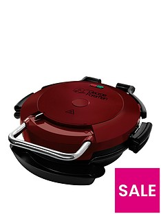george-foreman-24640-entertaining-pizza-plate-grill-with-free-21yrnbspextended-guarantee