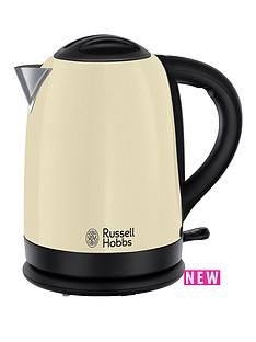 russell-hobbs-20094-dorchester-kettle-cream