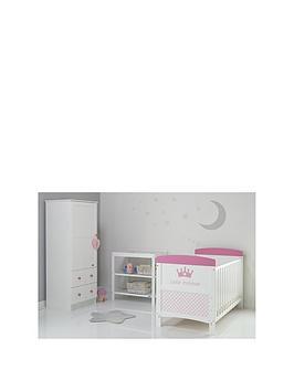 obaby-little-princess-3-piece-furniture-set