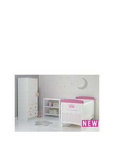 obaby-obaby-little-princess-3-piece-furniture-set
