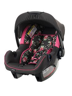 Obaby Grey Rose Group 0+ Car Seat