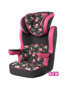 obaby-grey-rose-group-23-car-seat