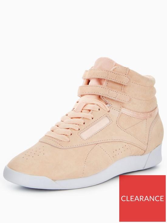 adc5d595687a Reebok Classic Freestyle HI NBK - Pink