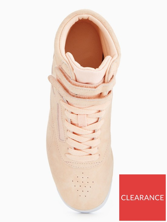 705ee0b9c3c5 ... Reebok Classic Freestyle HI NBK - Pink. View larger