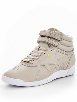 Reebok Classic Freestyle Hi Muted - Sand