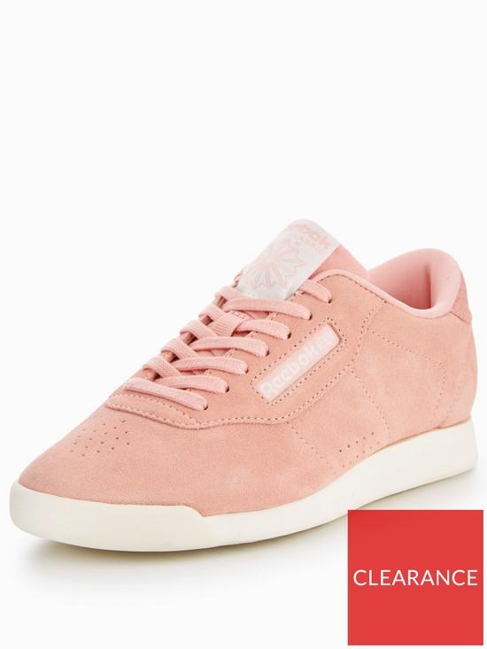 cc444c379e310 Reebok Classic Princess Woven EMB - Pink