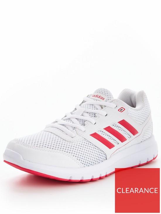huge discount 54cc4 bb117 adidas Duramo Lite 2.0 - WhitePink