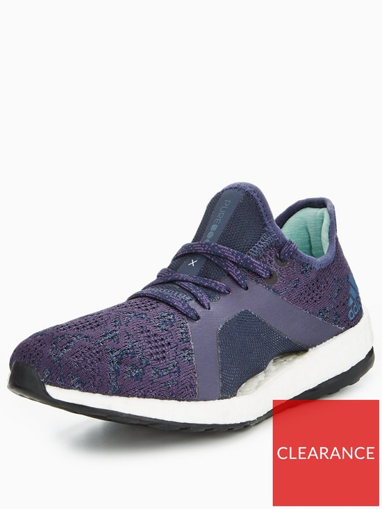 42a07844a adidas Pureboost X Element - Blue