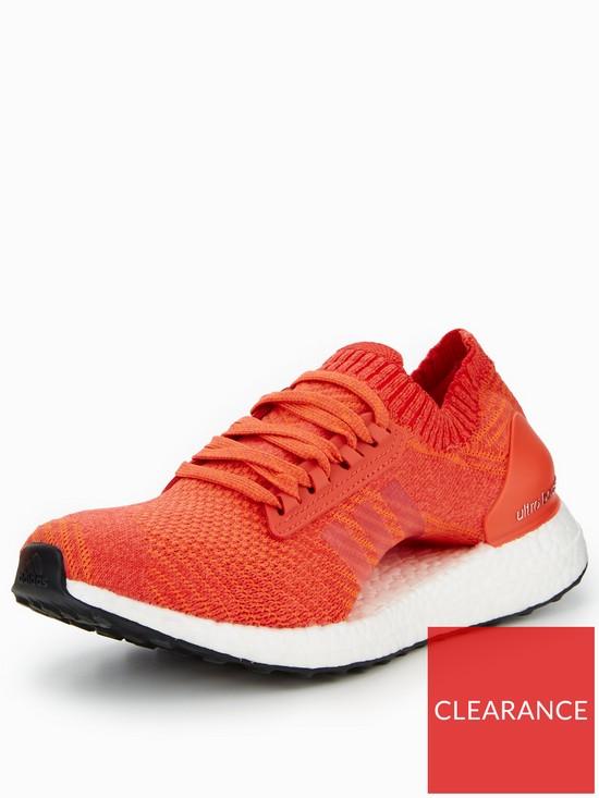 uk availability 25580 ea6e0 adidas Ultraboost X - Coral