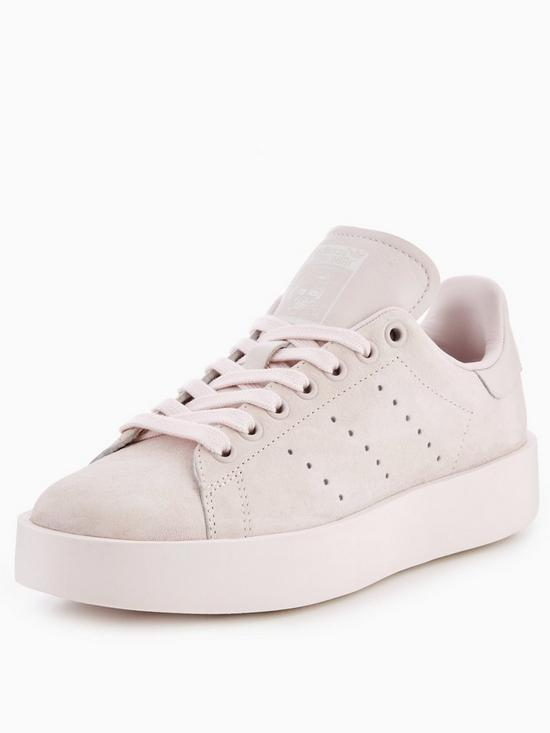 the latest 8c7b3 88ed7 Stan Smith Bold - Pink