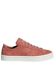 adidas-originals-court-vantage-trainers-pink