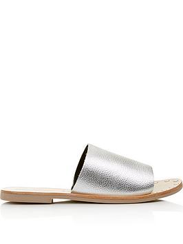 sol-sana-teresa-silver-stud-sliders-silver