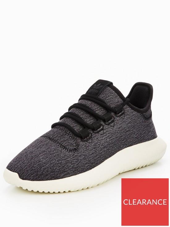 adidas Originals Tubular Shadow - Black  dbcd7d6701f