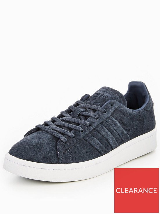 58d26e5ff adidas Originals Campus Stitch   Turn - Dark Grey