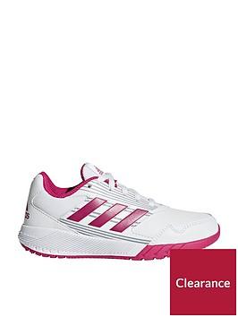 adidas-altarun-childrens-trainers-whitepink