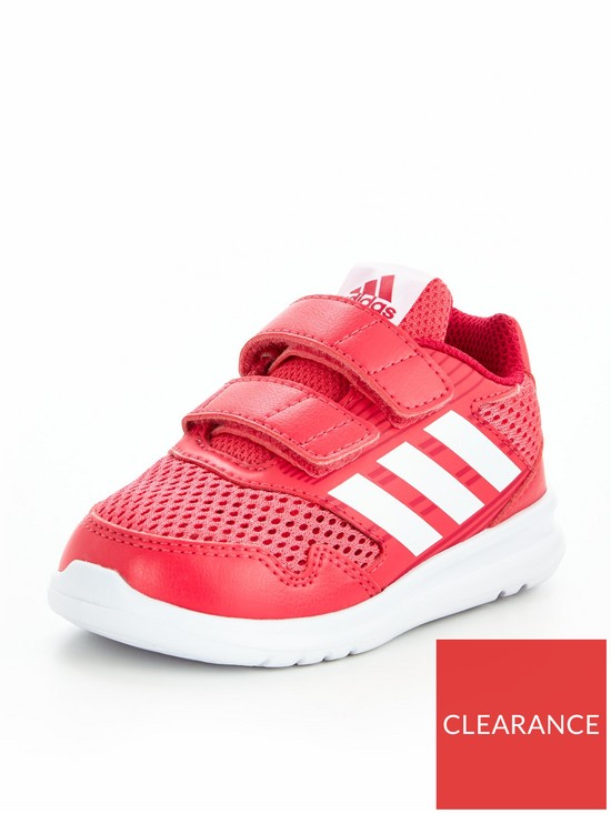 release date: a6ae8 7d98b adidas AltaRun CF Infant Trainers