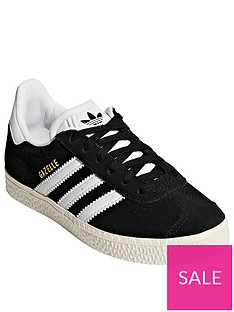 adidas-originals-gazelle-childrens-trainer-blackwhitenbsp