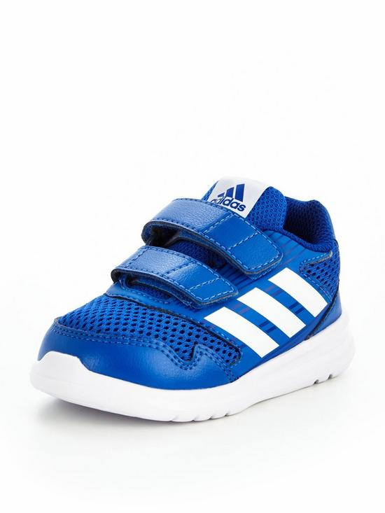 release date: 94766 dc831 adidas AltaRun CF Infant Trainers